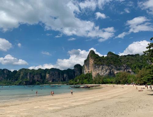 Krabi – Southern Thailand.